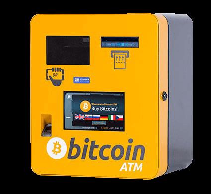 Bitcoin Machine Ottawában, Kanadában